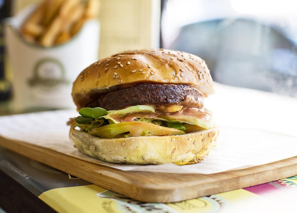 hamburger a ridotto contenuto di grassi bubbal