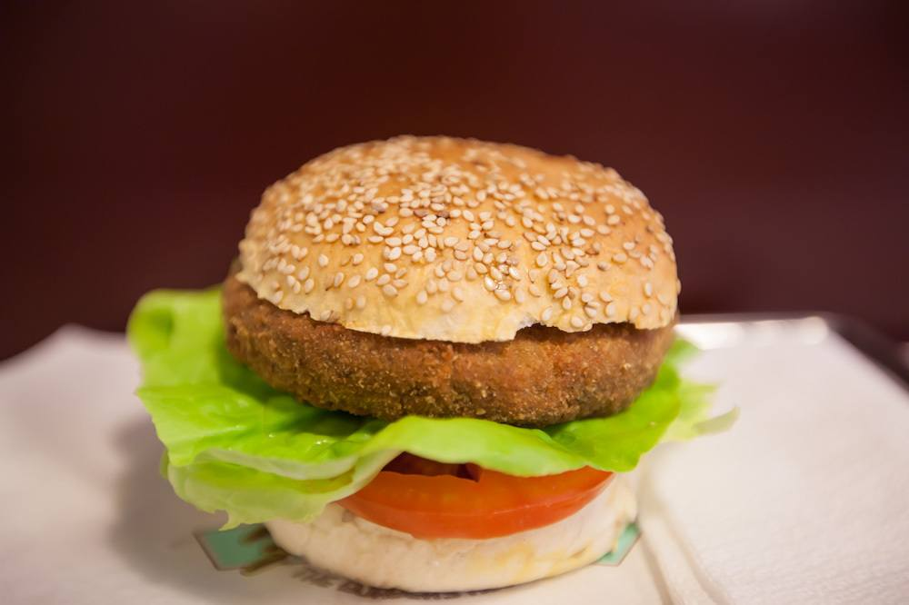 cottura hamburger fonzie roma