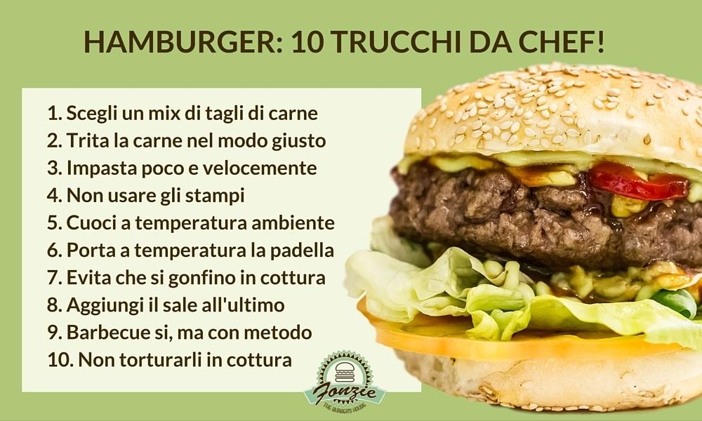 Hamburger 10 Trucchi Da Chef Per Rifarli A Casa