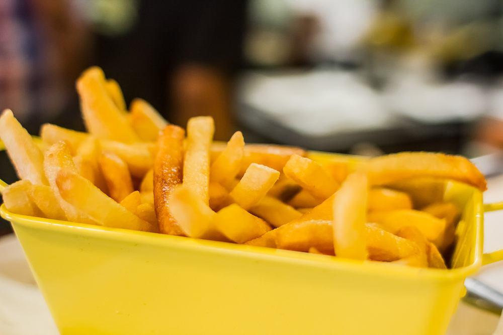 Patatine fritte: la ricetta che piace a tutti!
