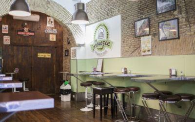 Fonzie: il ristorante al Quartiere Ebraico di Roma che non ti aspetti!
