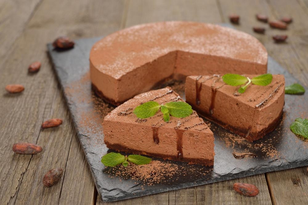 dolci con la nutella cheesecake