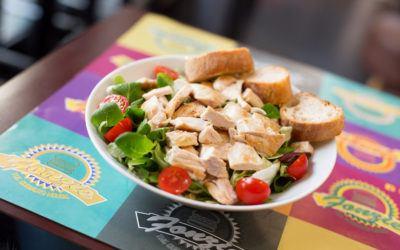 Insalata di pollo classica: ecco la ricetta!