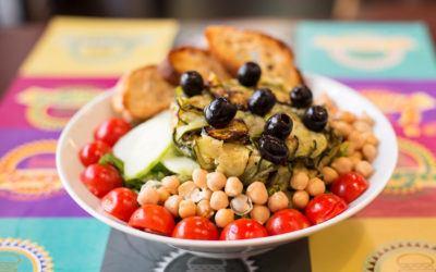 Insalata vegana: 10 ingredienti per un'insalata Top!