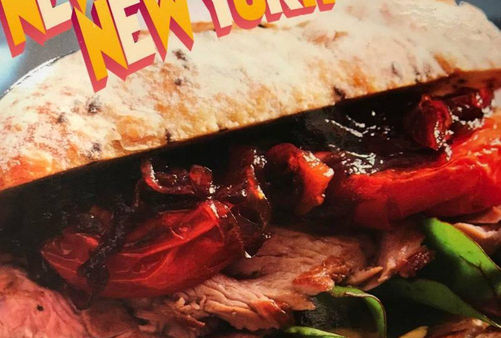 New York New York: vieni a provare il nuovo panino!