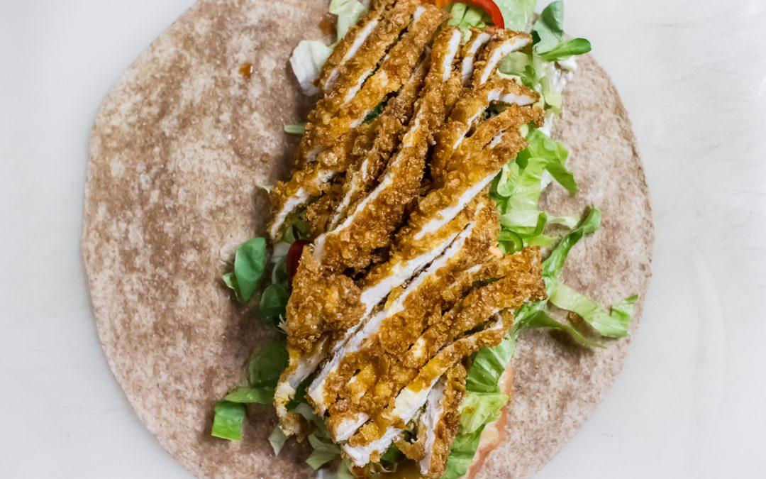 Tortillas di pollo: vieni a provare quelle di Fonzie!